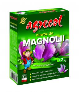 Agrecol-Nawóz Do Magnolii 1,2 KG