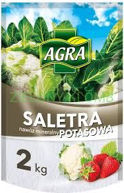 Saletra Potasowa 2KG Ogród START