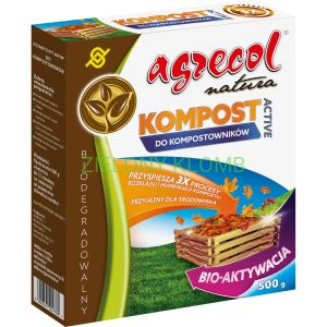 Kompost Active 0,5 KG Agrecol