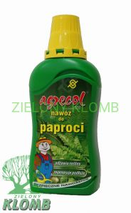Nawóz Do Paproci 0,35L Agrecol