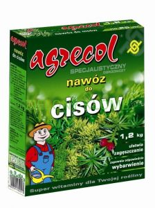 AGRECOL-NAWÓZ DO CISÓW 1,2 KG