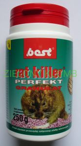 Rat Killer Perfect 250G Granulat