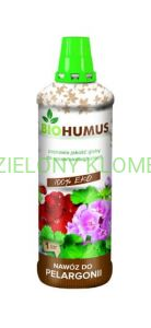 Biohumus Nawóz Do Pelargonii 1 L Agrecol