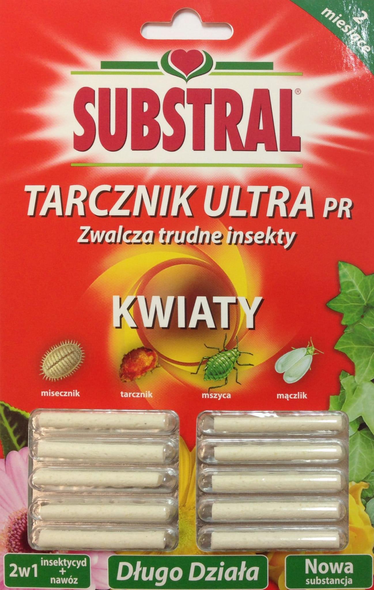 tarcznik ultra substral