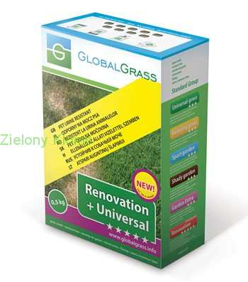 nasiona traw global grass renovation odporna na mocz psa